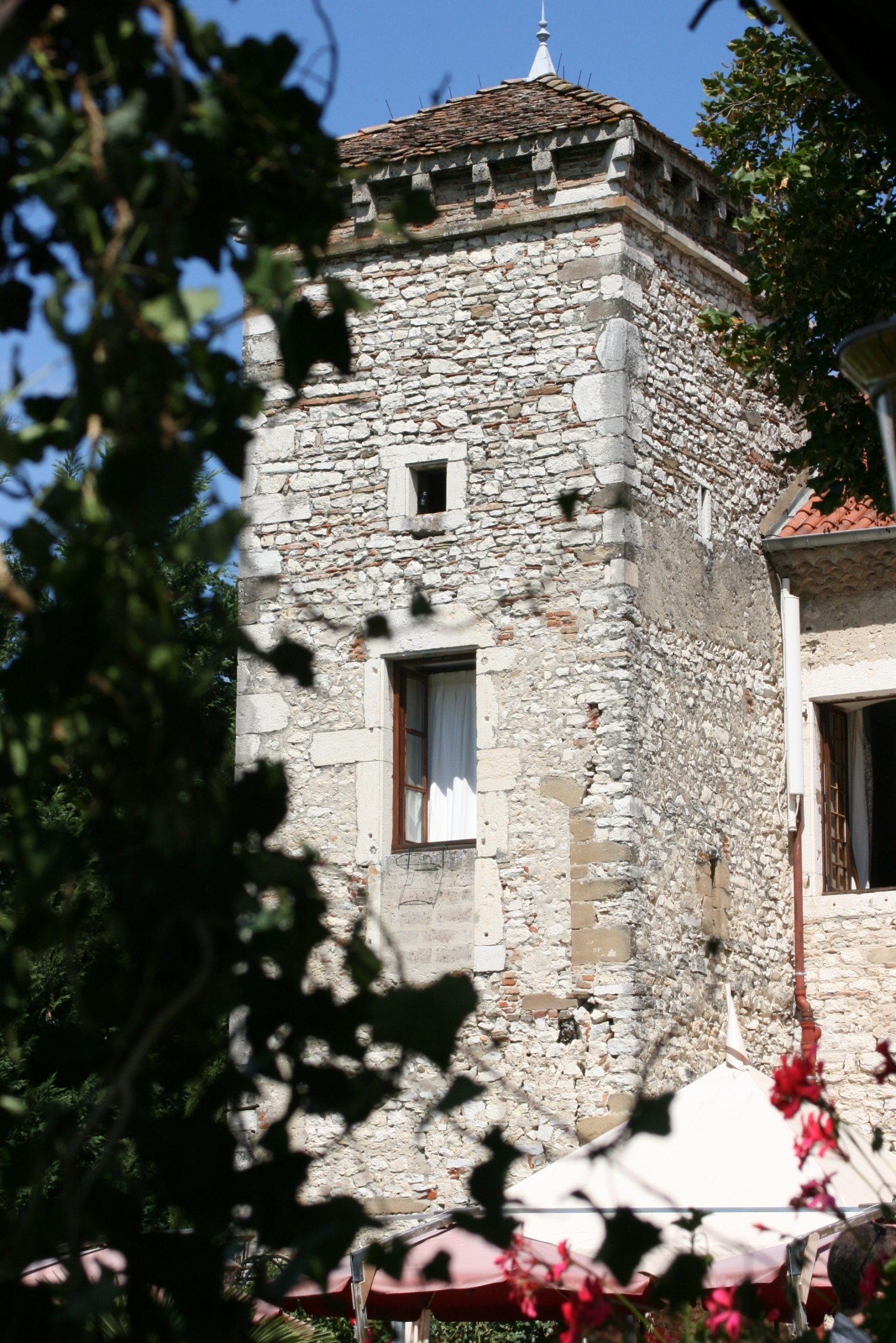 ancien bâtiment vue de l'extérieur